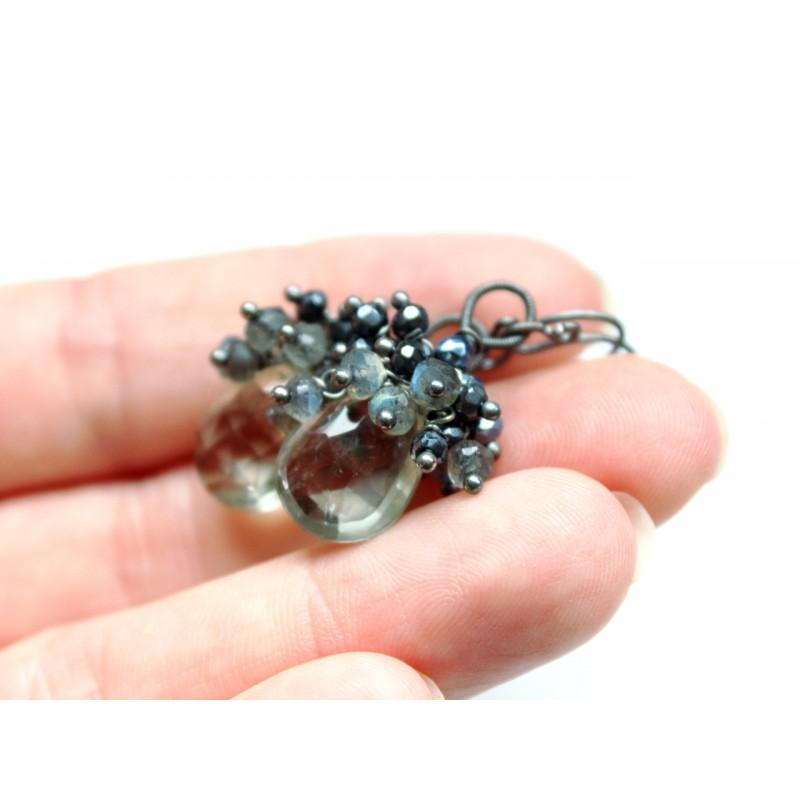Cluster Earrings Tutorial