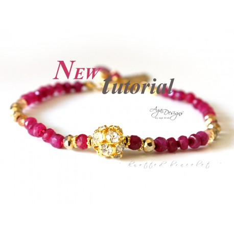 Knotted Bracelet Tutorial