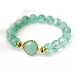 Mint Chalcedony Bracelet