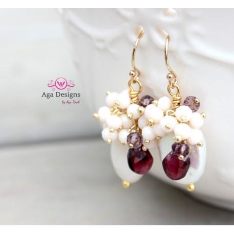 Mint Passion Earrings