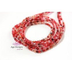 Mix Quartz 2mm full strand