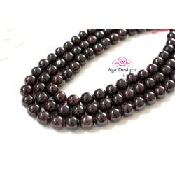 Garnet stones 10 mm round