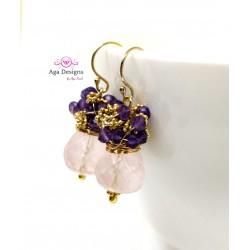 Scilla Earrings