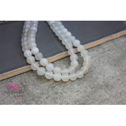 Moonstone faceted round 10mm