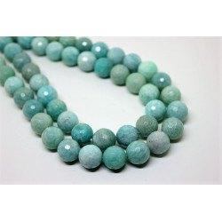 Russina Amazonite 12 mm faceted