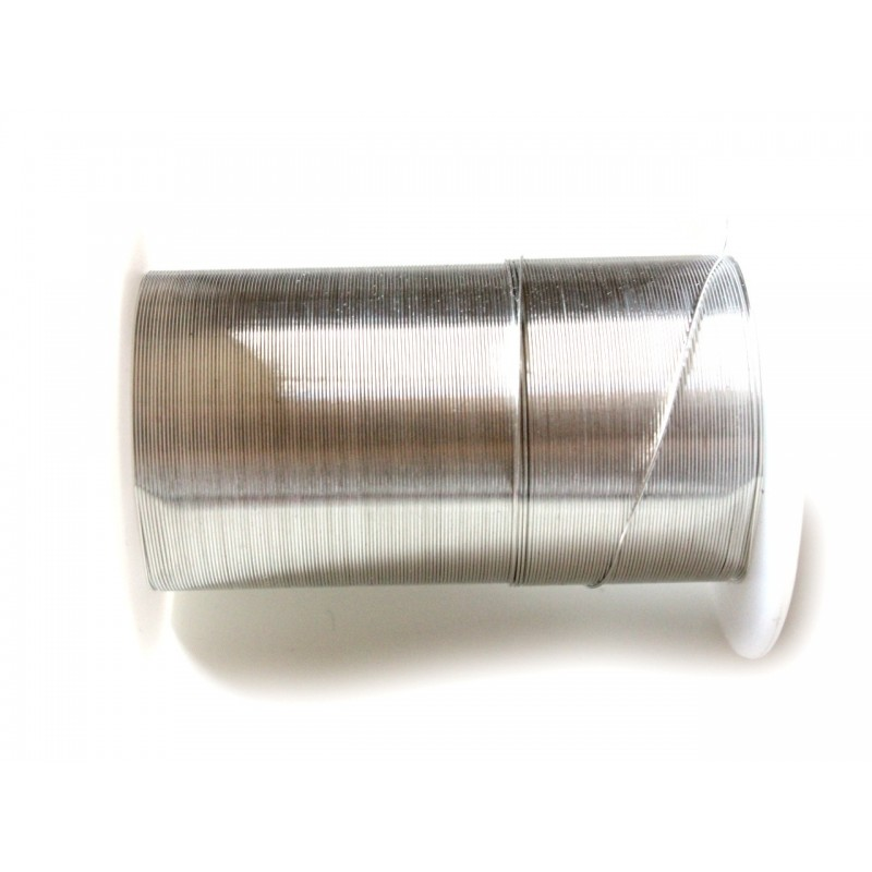 craft wire 22 gauge silver