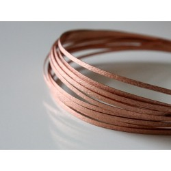 Copper texture wire - new design - 20 gauge