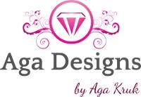 Handmade Jewelry Designs by Aga Kruk