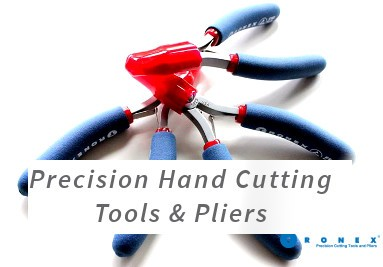 Precision Hand Cutting Tools & Pliers
